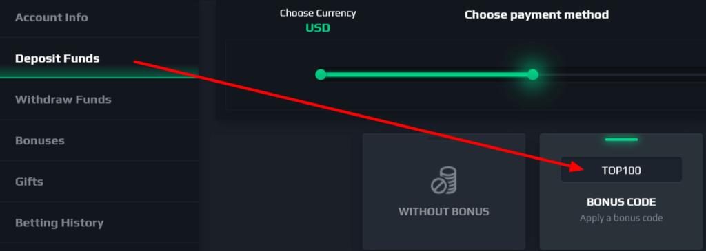 lootbet bonus code